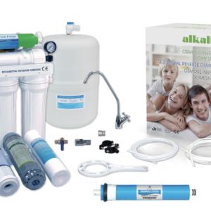 Osmosi inversa alkalis